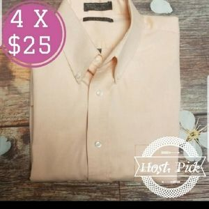 Clay brook stain repellent  button down shirt
